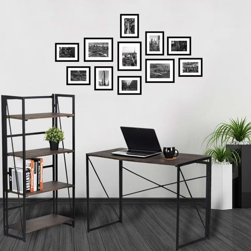 Simple Modern Computer Writing Desk for Home Office