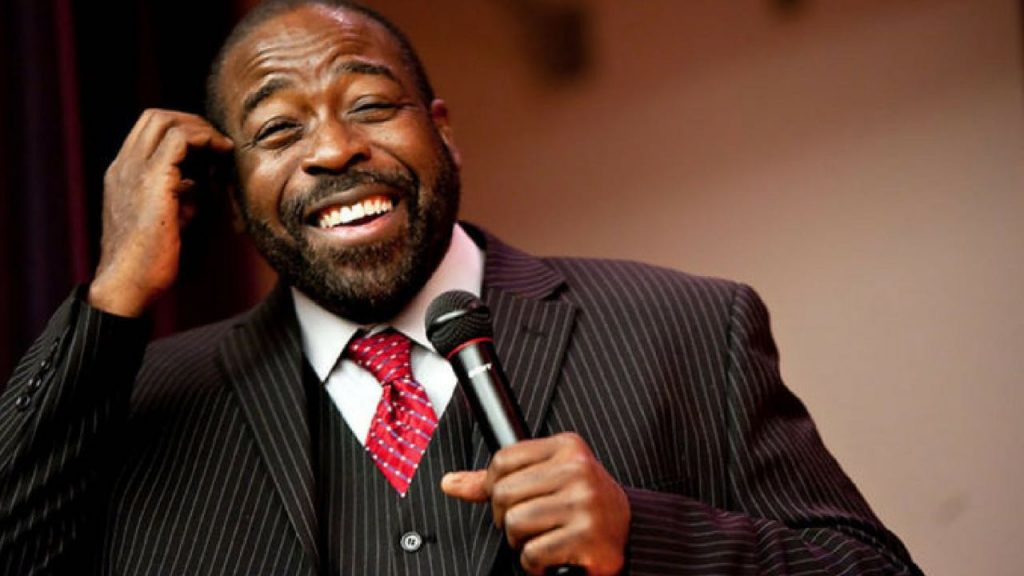 les brown quotes productive or not
