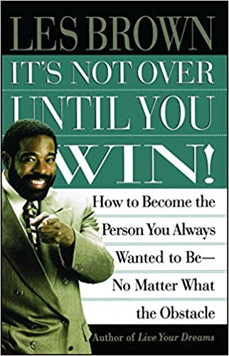 Les brown quotes book productive or not 3