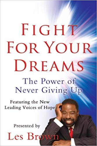 Les brown quotes book productive or not