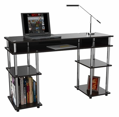 Convenience concepts modern writing type desk