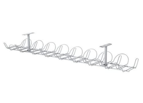 Ikea signum desk cable management