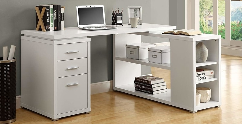 Lots storage types credenza desks