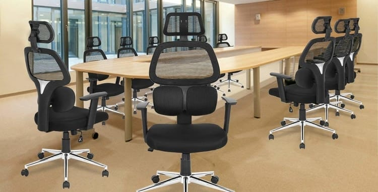 Wondrous 6 Best Ergonomic Office Chairs With Back Support To Prevent Machost Co Dining Chair Design Ideas Machostcouk