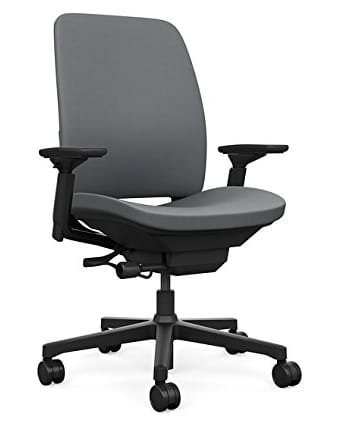 Steelcase Amia Fabric Chair
