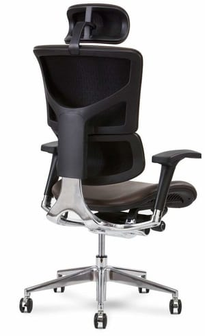 X Chair X4 Leather Executive Chair